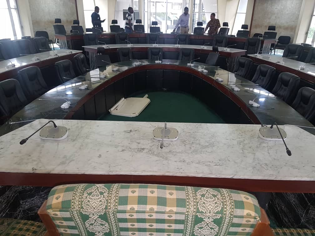 CONFERENCE CHAMBER, CC